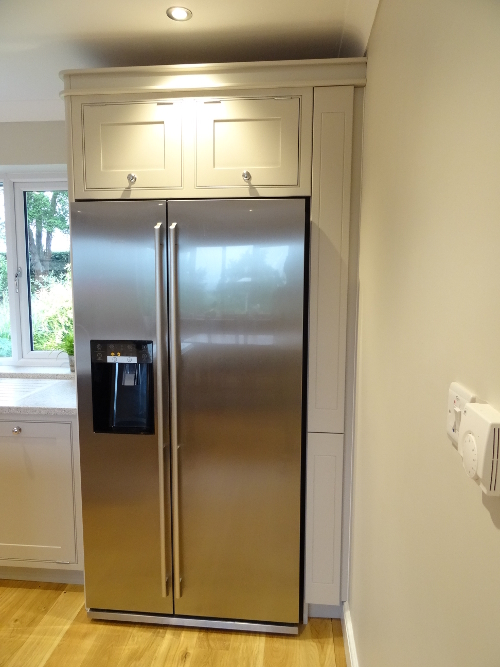 AEG American Fridge Freezer