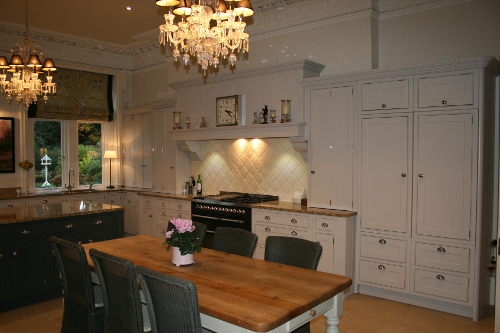 Bespoke Hand Made Framed Kitchen