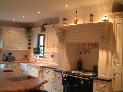 Bespoke Hand Painted Kitchen