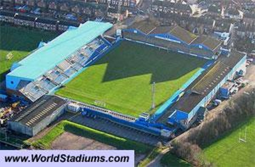 Brunton Park Football Stadium