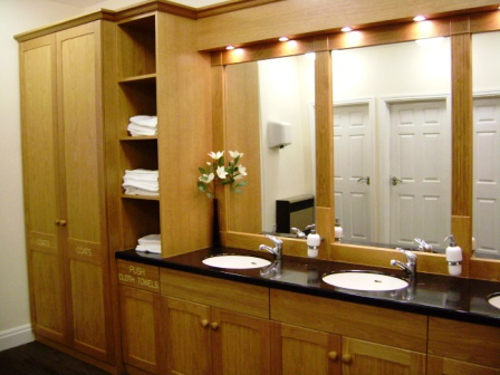 Carlisle Golf Club Ladies Bathroom