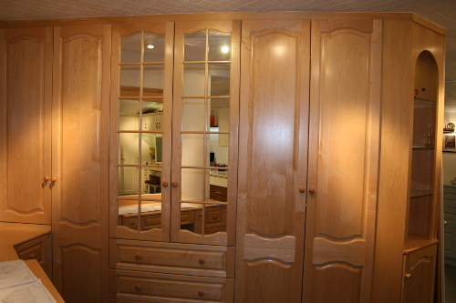 Cathedral Style Solid Maple Doors