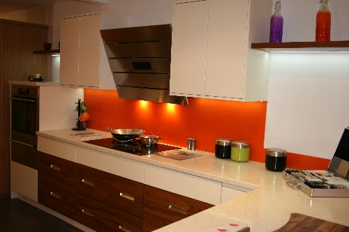 Contemporary Kitchen Eastriggs Near Gretna