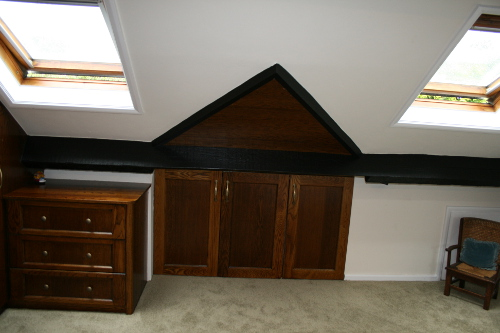 Doors To The Attic Space