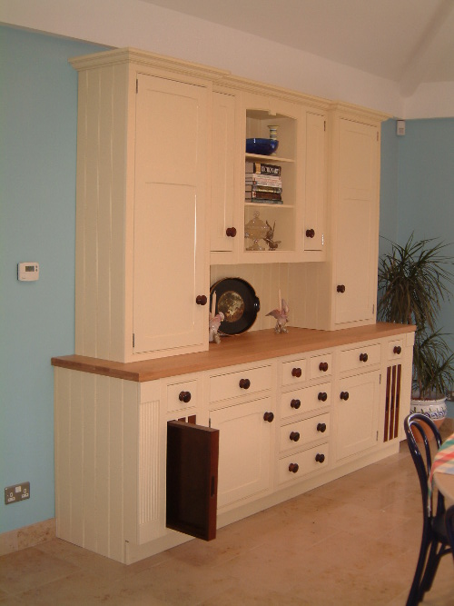 Dresser With Made To Measure Trays