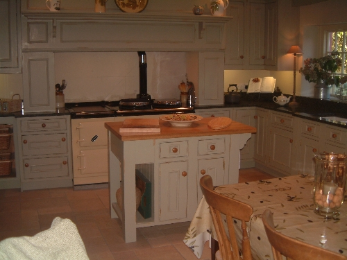 Framed Kitchen with AGA Talkin Brampton