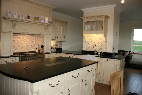 Hand Painted Kitchen Kelso Scotland