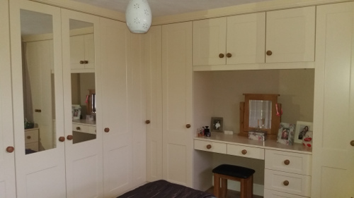 Installed Bedroom Longtown Cumbria