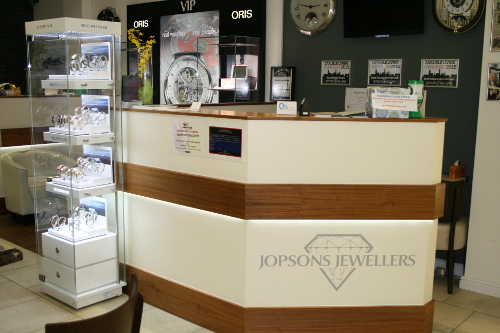 Jopsons Reception Desk