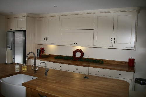 Kitchen with Island Wreay Near Carlisle