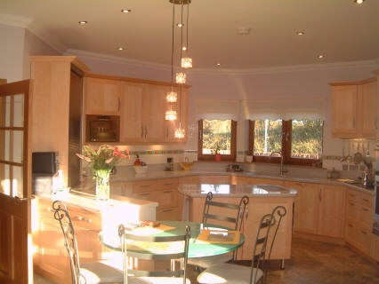 Maple Kitchen Southwaite Cumbria