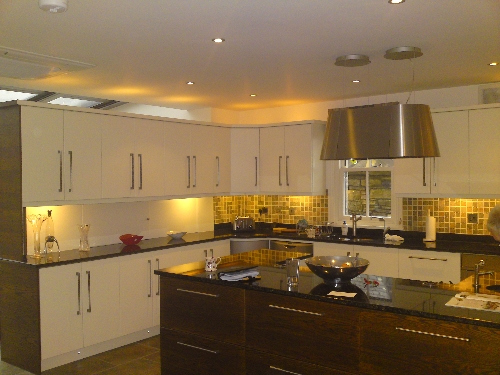 Modern Kitchen Egremont Whitehaven