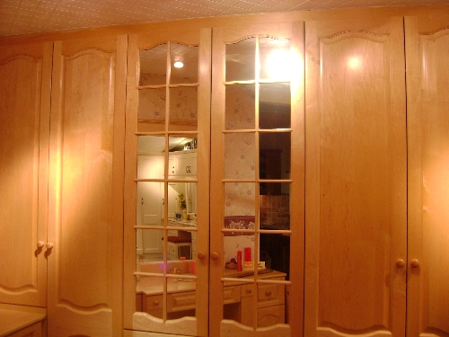 Traditional Maple Bedroom Silloth Cumbria