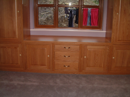 Traditional Oak Bedroom Maryport Cumbria