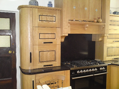 Traditional Oak Kitchen Kendal Cumbria