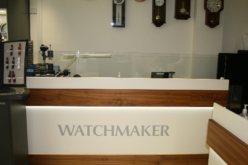 Watchmakers Station