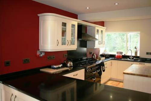 Fitted Kitchen Little Corby
